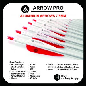 Aluminium78mm - Arrow-Aluminium-7.8mm-3.jpg